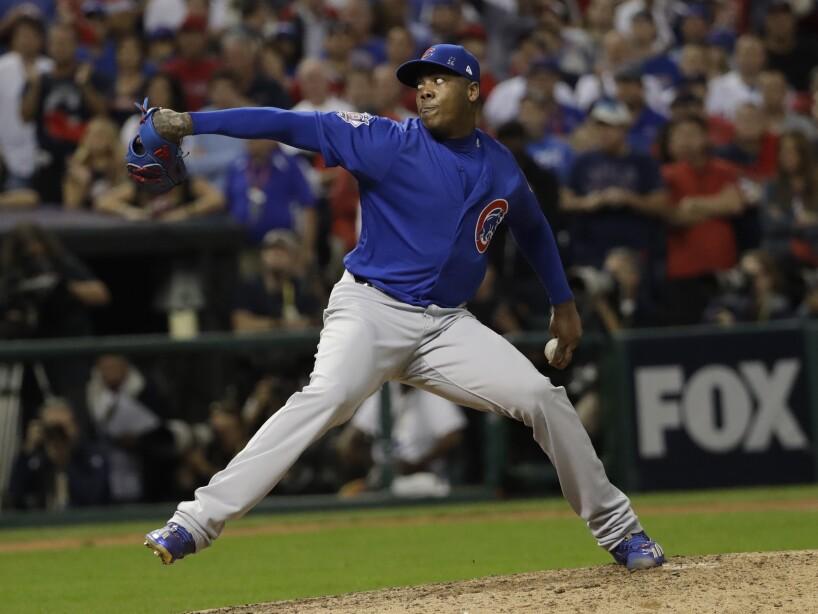 World Series Cubs Indians Baseball