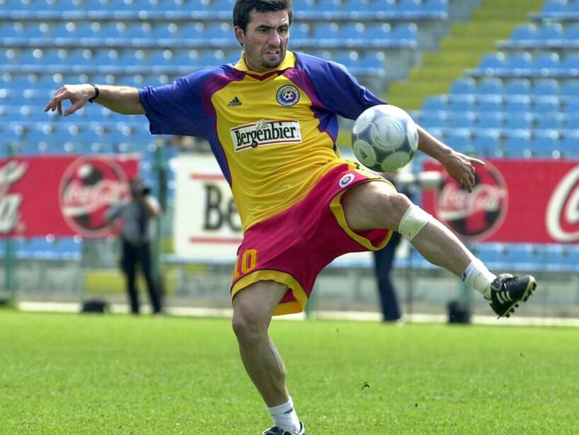 ROMANIA EURO 2000 SOCCER TRAI