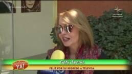 ¡Gaby Spanic regresa a Televisa!