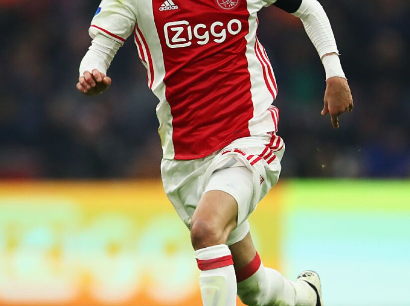 Ajax Amsterdam v ADO Den Haag - Dutch Eredivisie