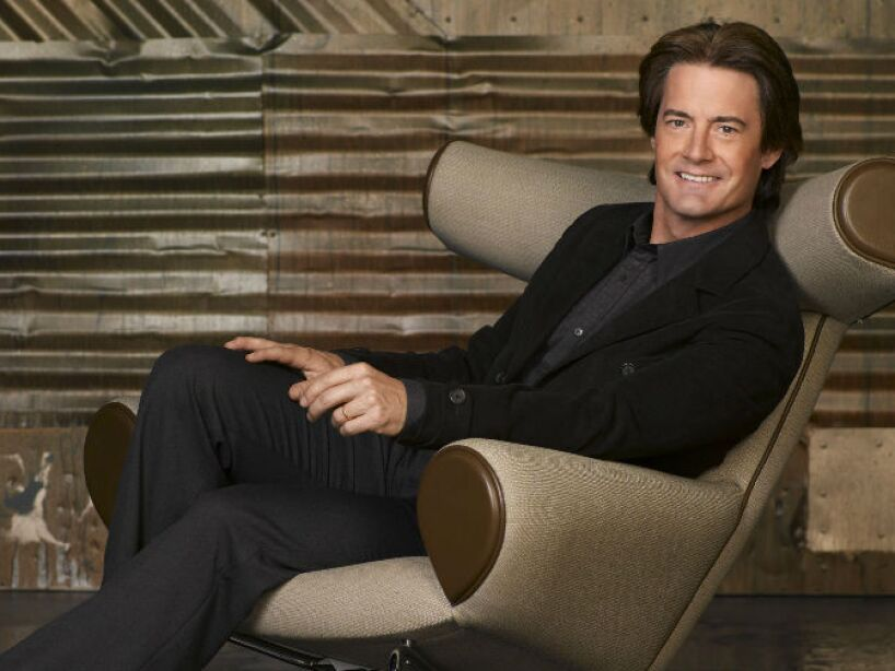 8. Kyle MacLachlan: El actor de Show Girls y Sex and the City participó en el episodio Blood Brothers.