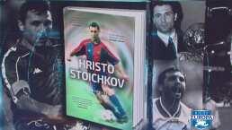 ¡De estreno! Hristo Stoichkov, la autobiografía