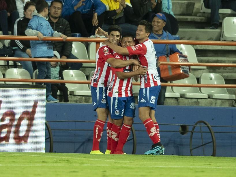 San Luis vence a Pachuca 2-0