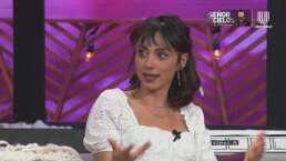 Natalia Téllez confiesa que, en ocasiones, es muy dura con ella misma