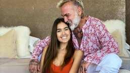 Gianluca Vacchi y Sharon Fonseca se viralizan por cómica discusión al estilo de 'La Familia P.Luche'