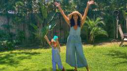 Aislinn Derbez se va de vacaciones con Kailani y presume los días mágicos junto a su hija