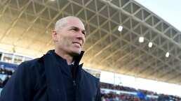 """Zidane, sobre la Supercopa: """"No vinimos aquí a pasear"""""""