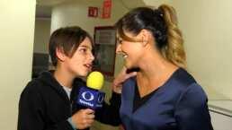 ¡Impresionante voz!: Santino dedica emotiva canción a su mamá Grettell Valdez