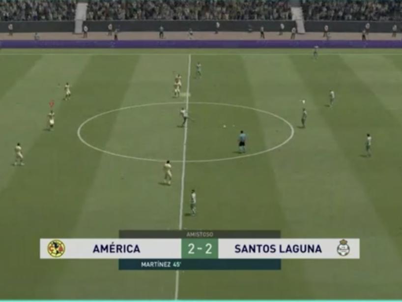 eLiga MX, Santos vs América, 3.png