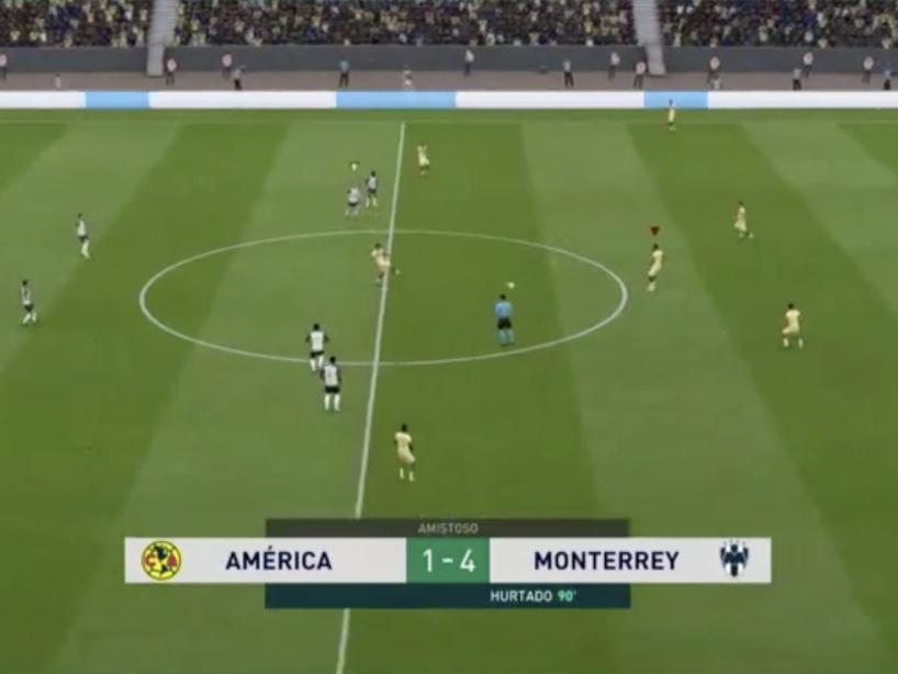eLiga MX, Monterrey vs América, 3.png