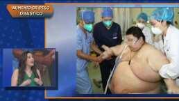 Joven aumenta más de 100 kilos por comer en en exceso debido al confinamiento por covid-19 en China