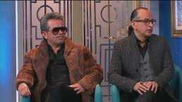 Los Mascabrothers se agarran de bajada a Roberto Palazuelos con albures