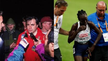 En este viernes 13, recordamos algunos casos de deportistas que fueron víctimas de la mala suerte.