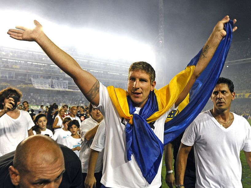 Argentine former Boca Juniors footballer