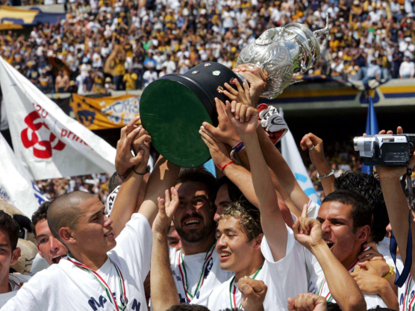 Pumas vs Chivas, Clausura 2004, 1.png