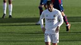 Ni el 2021 deja a Eden Hazard: Se rompe y estará fuera varias semanas