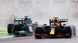Checo termina 12 y su coequipero Verstappen gana el GP de Emilia Romagna