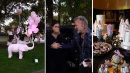La increíble bienvenida que Gianluca le preparó a Sharon y a su bebé