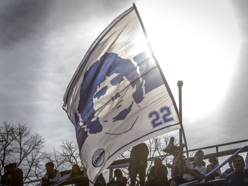 Gimnasia y Esgrima La Plata v Racing Club - Superliga 2019/20