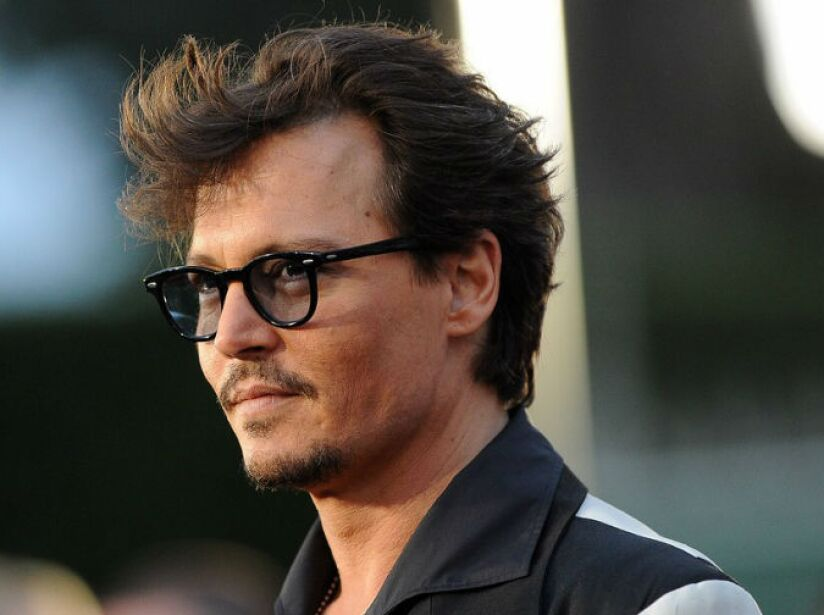 6. Johnny Depp: El actor entregó un premio de los Hollywood Film Awards totalmente borracho.