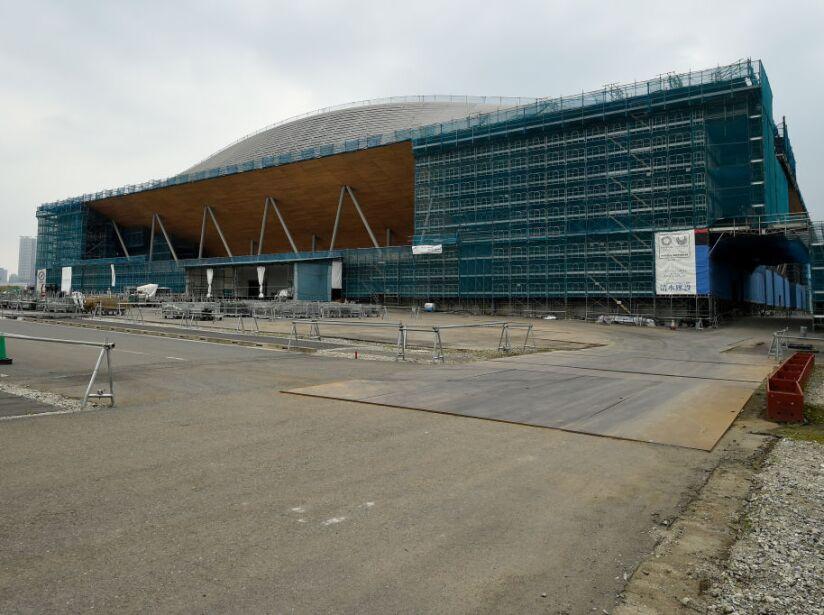 Tokyo 2020 Olympic Venue Tour