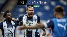 Con global de 2-1, Rayados es campeón de la Copa MX