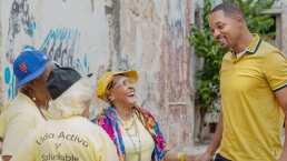Will Smith baila con abuelitas raperas en Cuba