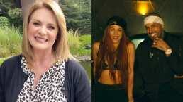 Erika Buenfil se convierte en Nicky Jam y Shakira con ayuda de estos filtros