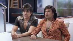 Nosotros los guapos: Vítor y Albertano regresan a la casa de Doña Cuca