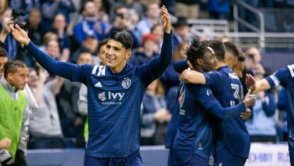 Alan Pulido vive un gran momento en la MLS, anotó y lideró la victoria de su equipo, Vela marcó pero empató y Pizarro hizo gol y perdió. Así le fue a los mexicanos en la MLS en la Jornada 2.