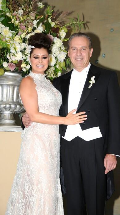 14 Vestidos de novia de famosas mexicanas