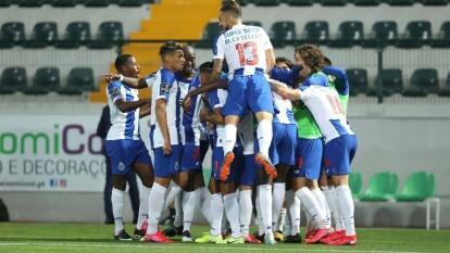 Chancel Mbemba marcó al 7' la única anotación del juego que representó tres puntos valiosos para el Porto.