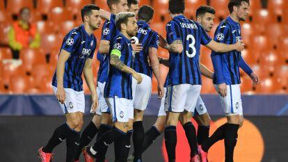 ¡Feria de goles en Mestalla! Lo que se perdió el público en el triunfo del Atalanta 3-4 sobre el Valencia para avanzar a los cuartos de final con global de 8-4.