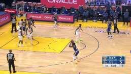 ¡Las estrellas de la NBA haciendo lo suyo!
