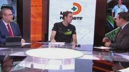 Benito Guerra está listo para correr el Rally WRC en México
