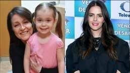 Clarita de 'Vencer el Desamor' causa revuelo con tiernos bailes con Daniela Romo y Claudia Álvarez