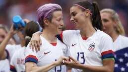 Selección femenil de Estados Unidos anuncia ruptura con su Federación
