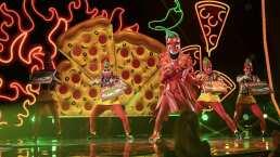 Jalapeño canta 'Favorito' y hace una salsa para ponerle sabor al escenario de ¿Quién es la Máscara?