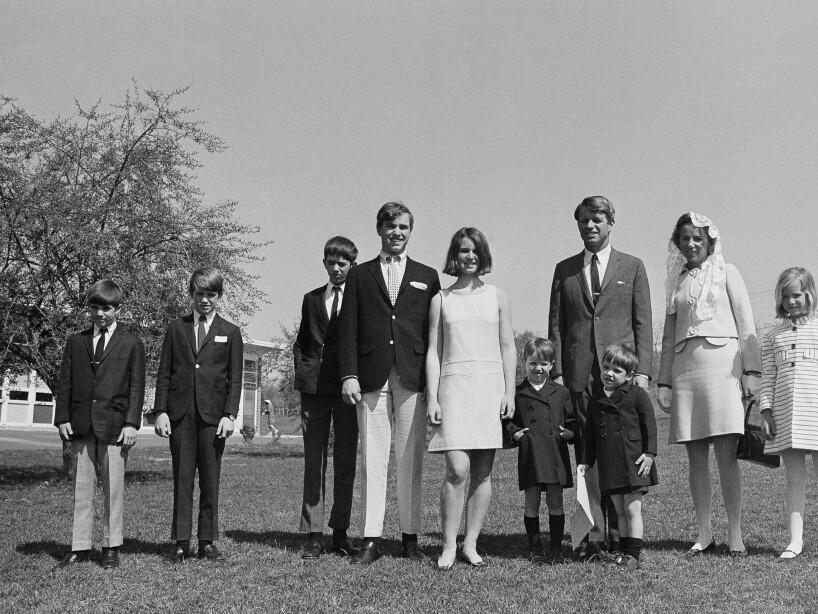 Saoirse Kennedy Hill, la víctima más reciente de la 'maldición de los Kennedy'
