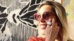 Frida Sofía se luce cantando al ritmo del mariachi