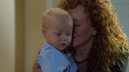 Maritza adopta al bebé de Victoria