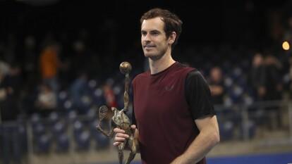 El tenista escocés anunciaba su retiro en 2019 debido al dolor intenso que tenía en su cadera a pesar de haber sido operado en 2018.
