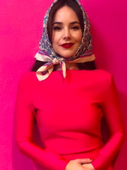 La actriz Camila Sodi suele ser muy privada cuando se trata de su familia, en especial de los dos hijos que tuvo durante su relación con el actor Diego Luna; Jerónimo y Fiona.