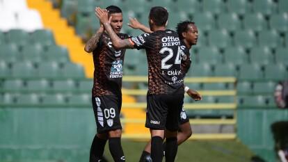 Con gol de Romario Ibarra, los Tuzos se convierten en el primer finalista de la Copa Telcel.