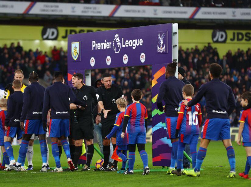 Crystal Palace v Burnley FC - Premier League