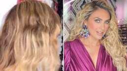 Aracely Arámbula tiene una 'gemela': tiktoker luce idéntica a ella gracias a su maquillaje