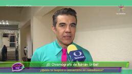 EL CHISMÓGRAFO: Adrián Uribe