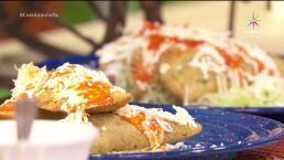 Receta: ¡Empanadas de camarón!