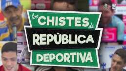 Los Chistes de República Deportiva se 'ensañaron' con los eliminados