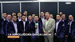 La Arrolladora Banda El Limón de René Camacho tuvo un 2018 de Calidad y Cantidad